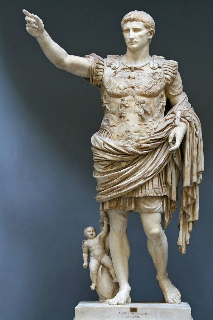 Augustus Ceasar