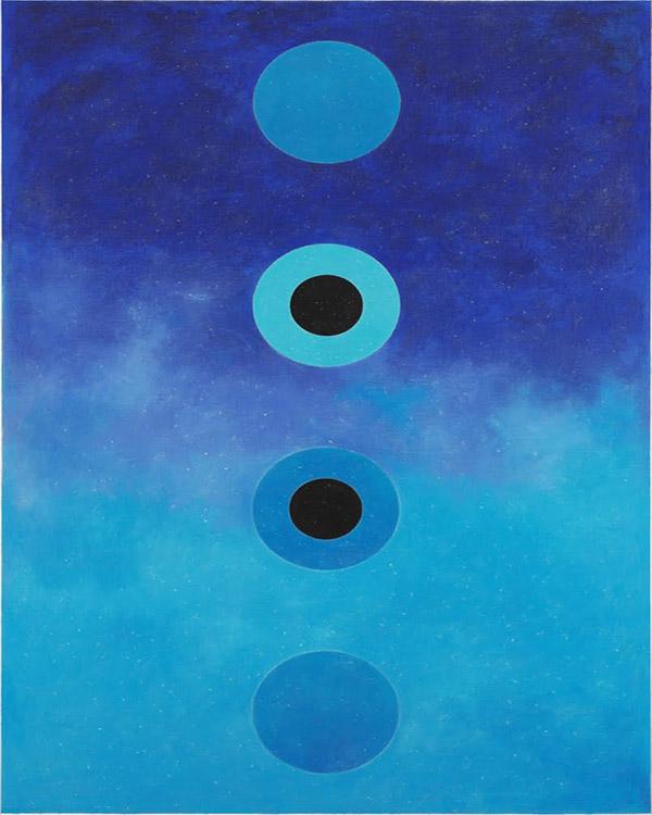 arte abstrata; ivan serpa; Circulos no Espaço (1972)