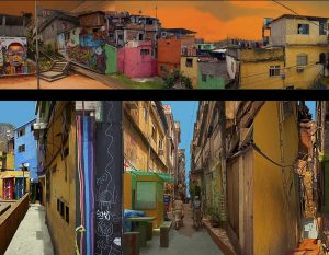 Favelas: Dede Fedrizzi