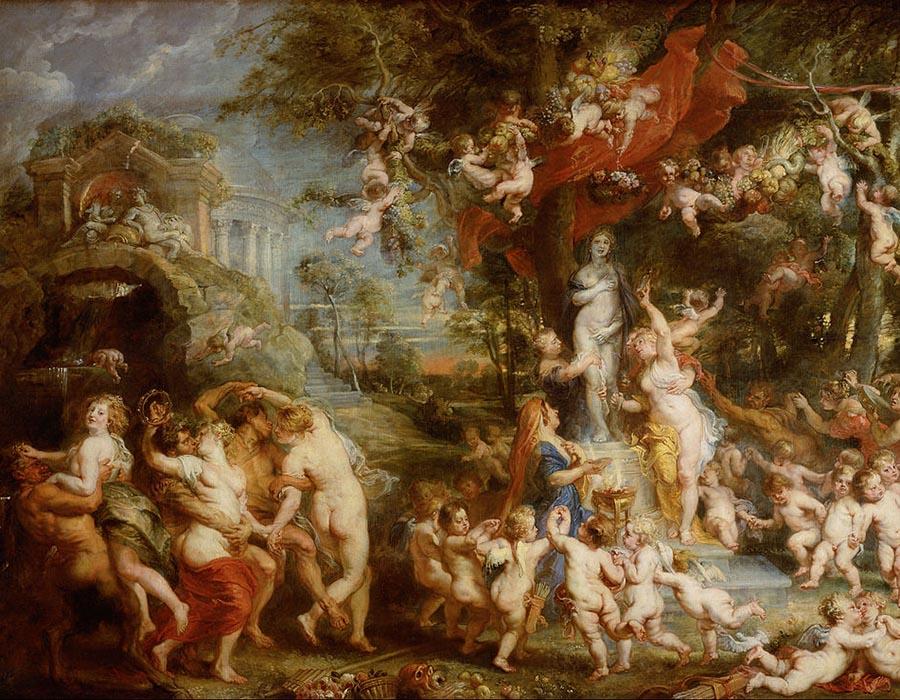 Peter Paul Rubens: The Feast of Venus