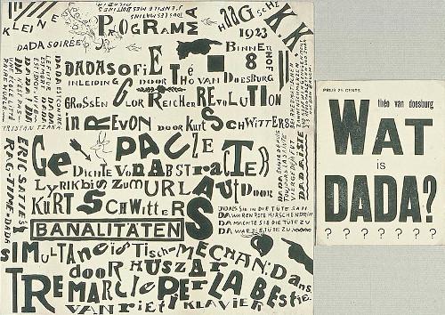 Recorte dadaísmo
