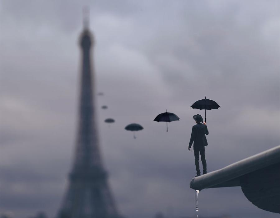 The Way To Paris, Vincent Bourilhon