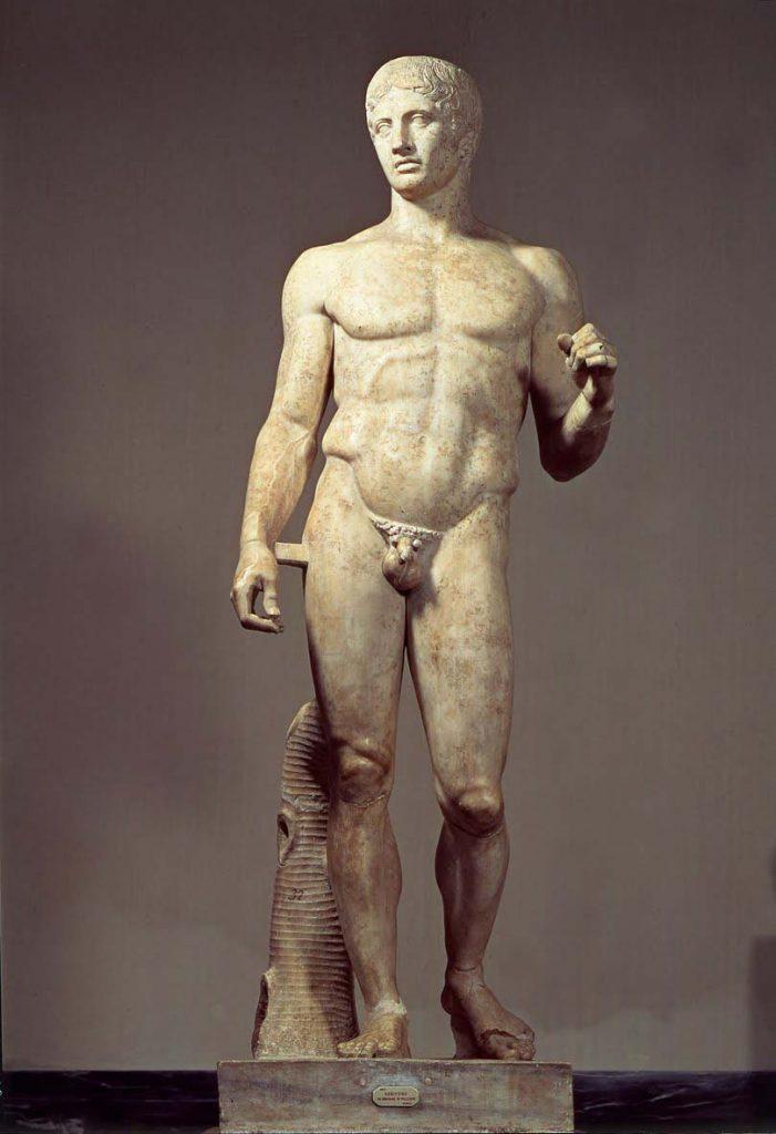 escultura-doriforo