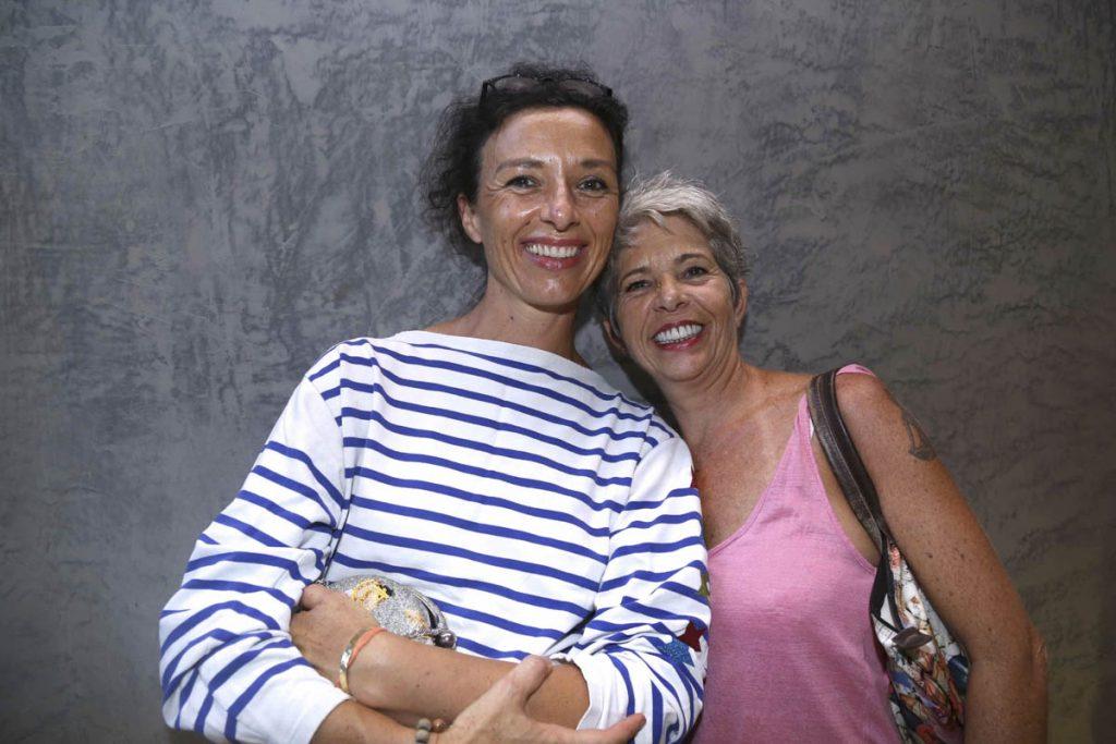 Alexandra Gillet e Constance Hardy