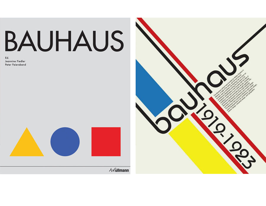 A dimensão atemporal do Bauhaus