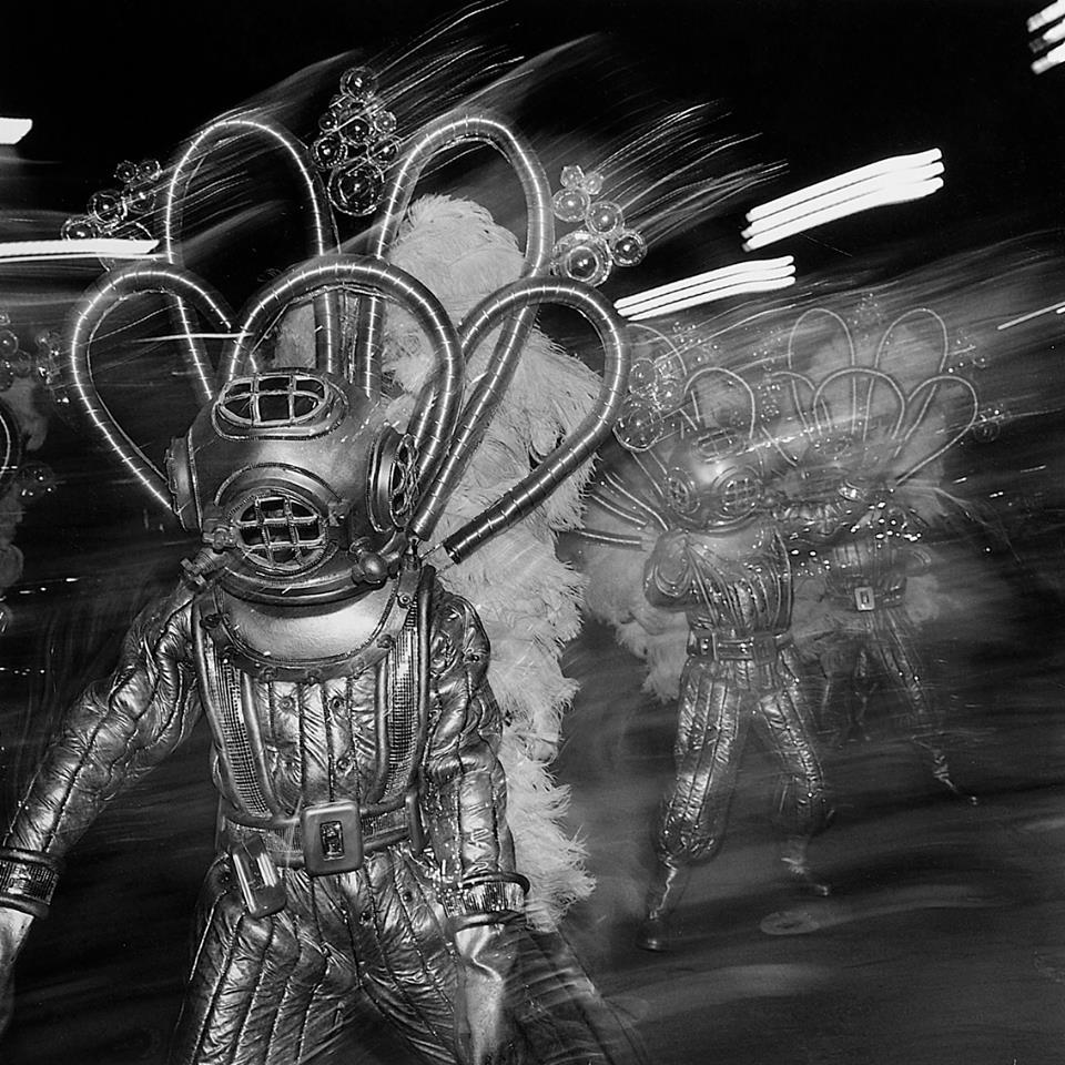 Carnaval por Claudio Edinger