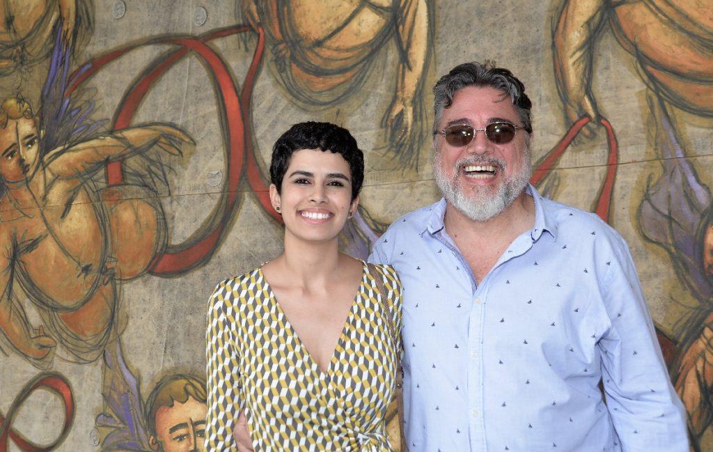 Fernanda Burgos e Marcos Varanda