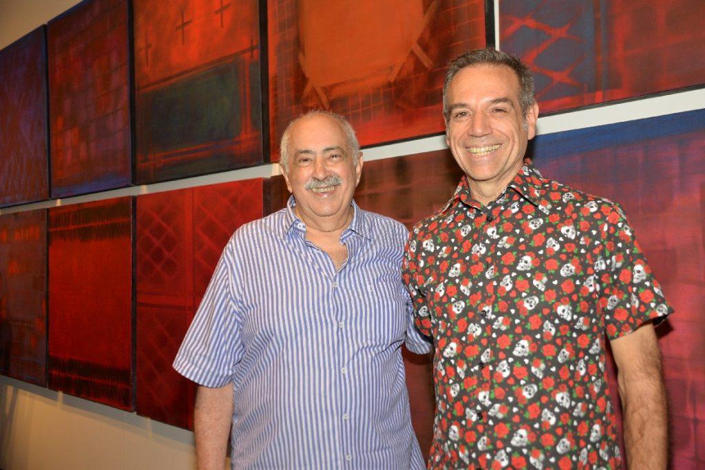 Haron Cohen e Paulo Von Poser