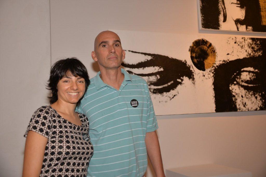 Luana Jimenez e Renato De Cara