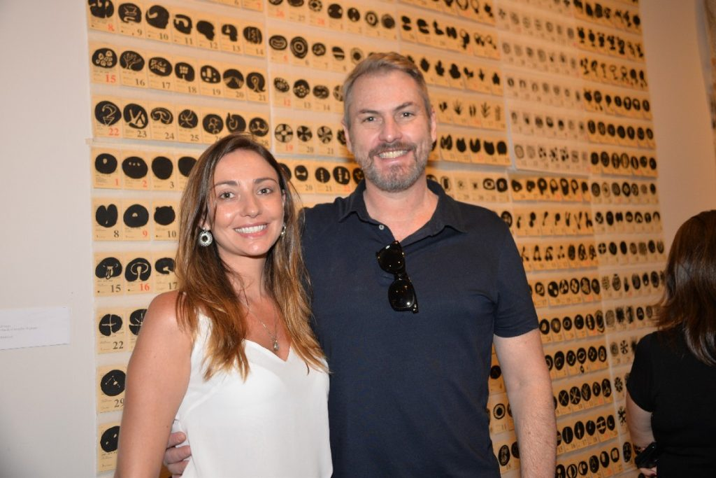 Patricia Franco e Marcelo Lange