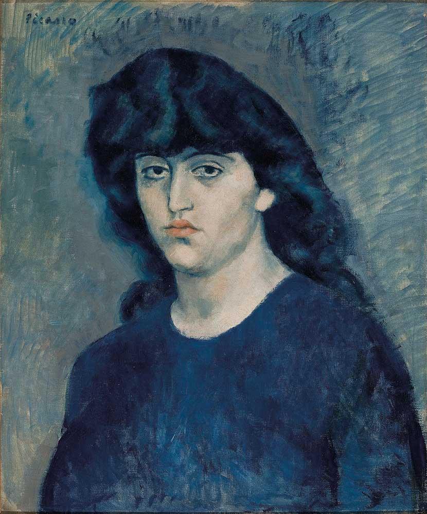 Retrato de Mulher, de Picasso