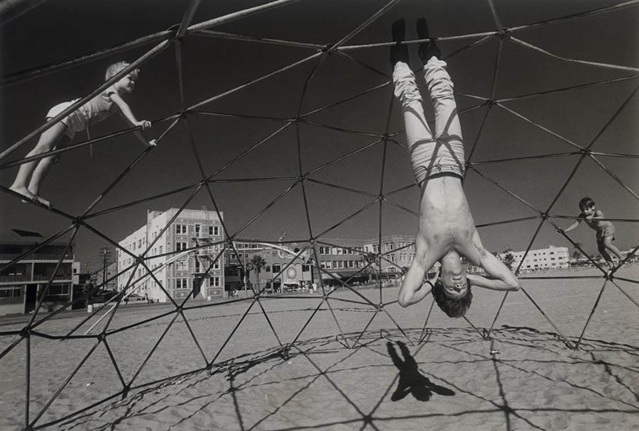 Claudio Edinger por Venice Beach