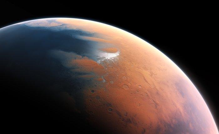 Marte no passado