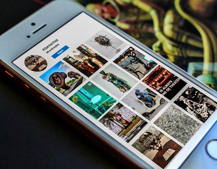 social media in art