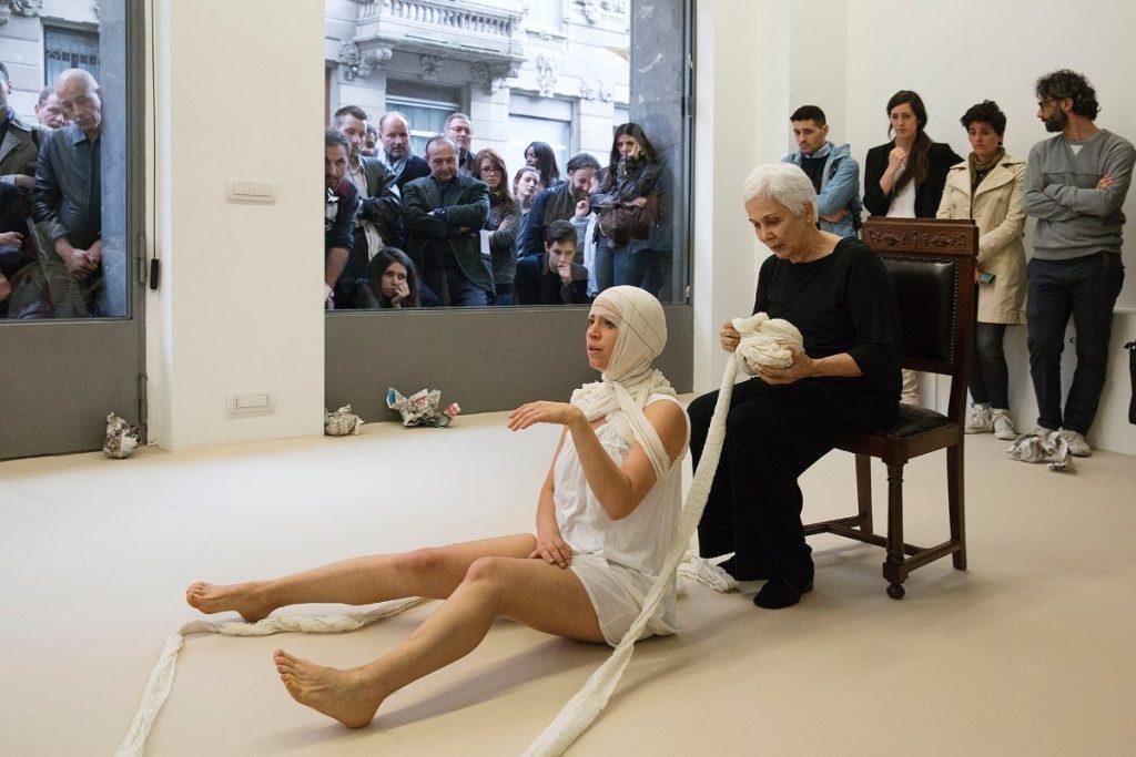 Ana Maria Galeria Raffaella Cortese