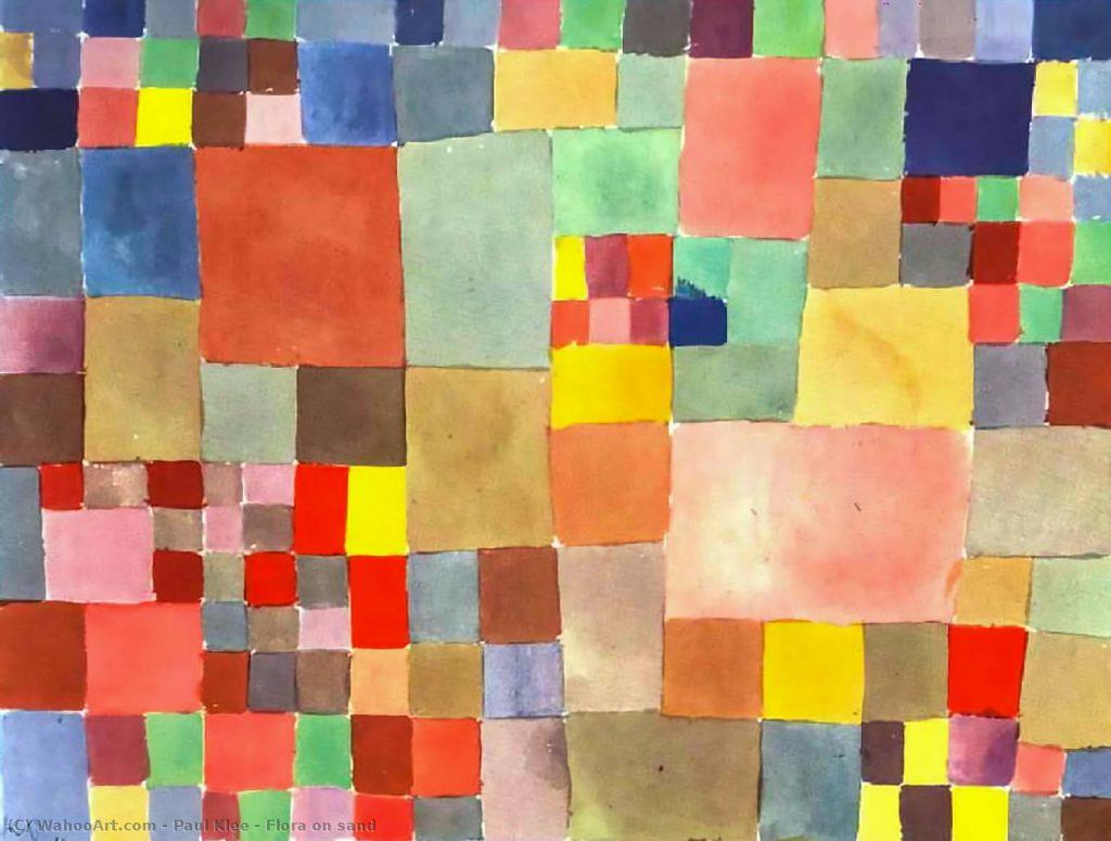 Paul-Klee-Flora-on-sand