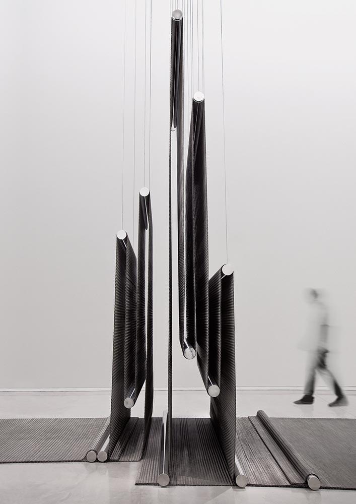 escultura de  Artur Lescher