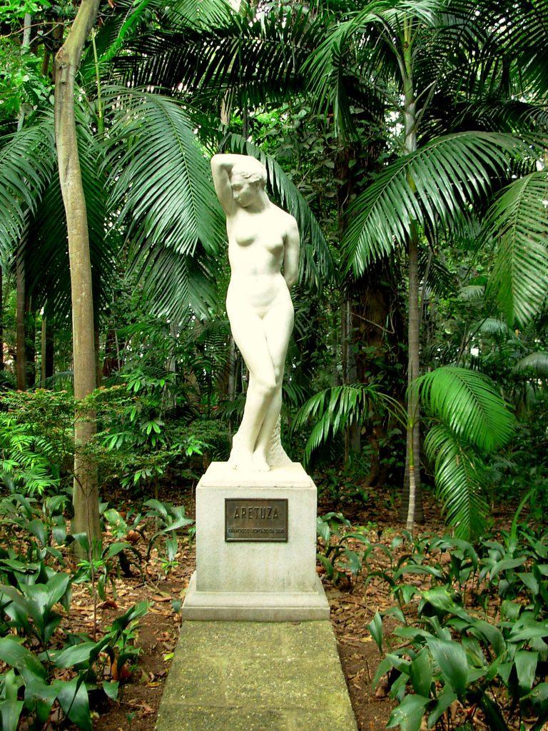 Aretuza, Parque Trianon