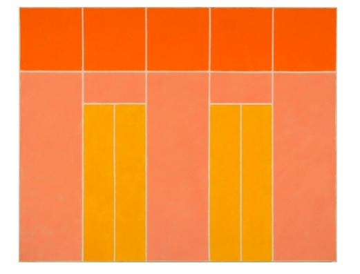 nteriores, 1985 - 130 × 162 cm