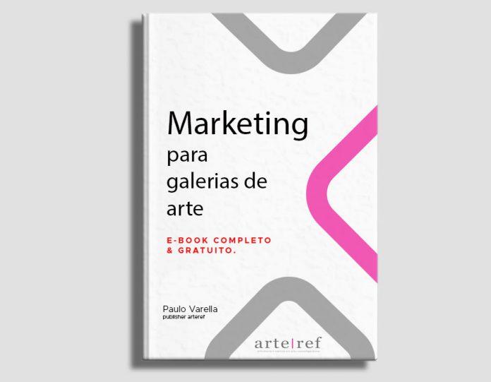 e-book marketing para galerias