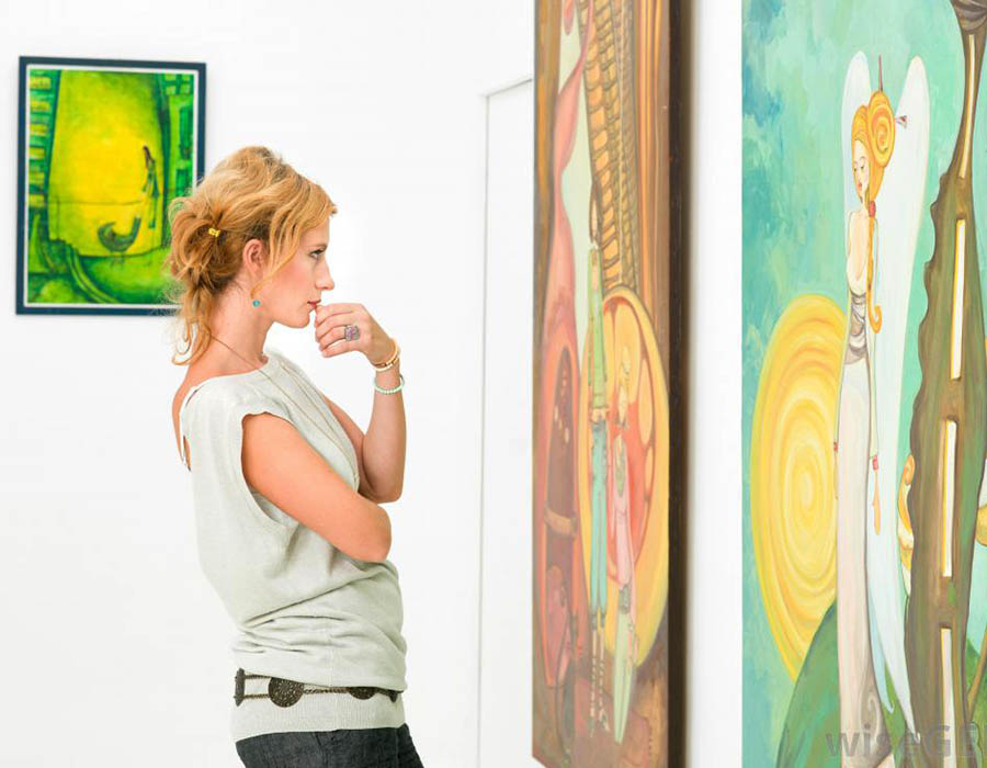 14 dicas fundamentais de como avaliar a arte de artistas mais jovens.