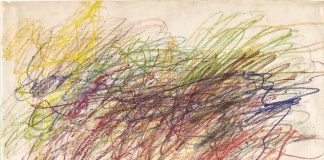 Cy Twombly cover