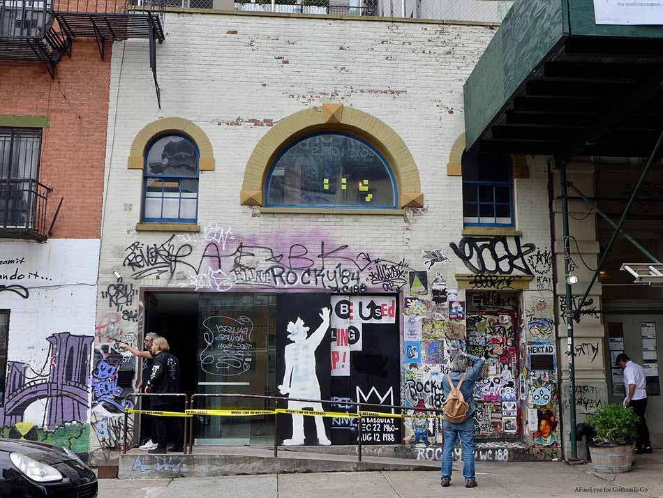 Casa e estúdio de Basquiat