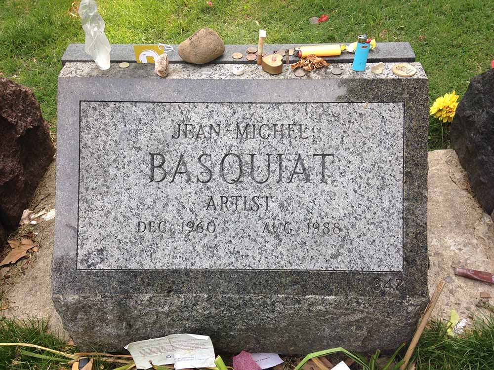 Jean-Michel_Basquiat_grave