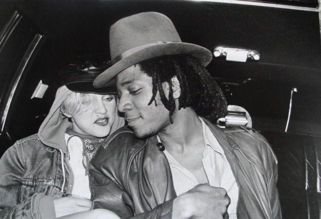 Madonna e Basquiat