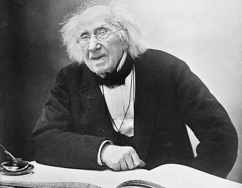 O químico Michel Eugène Chevreul