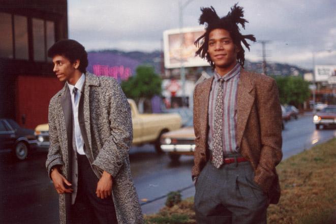 Rammellzee e Basquiat