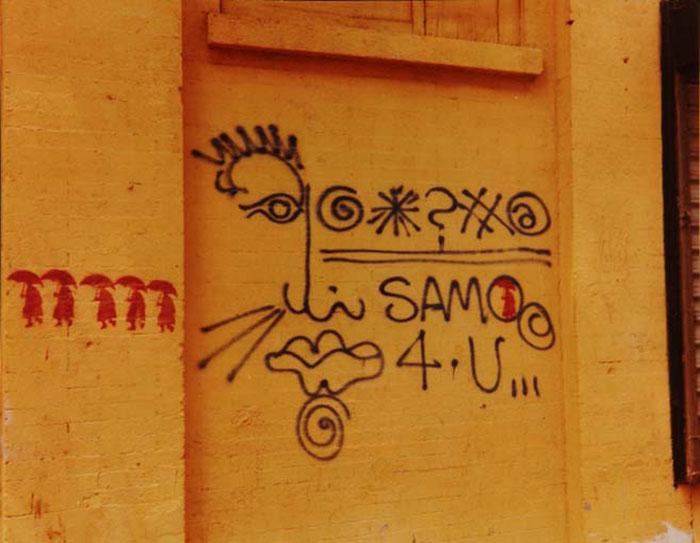 SAMO - Same Old Shit