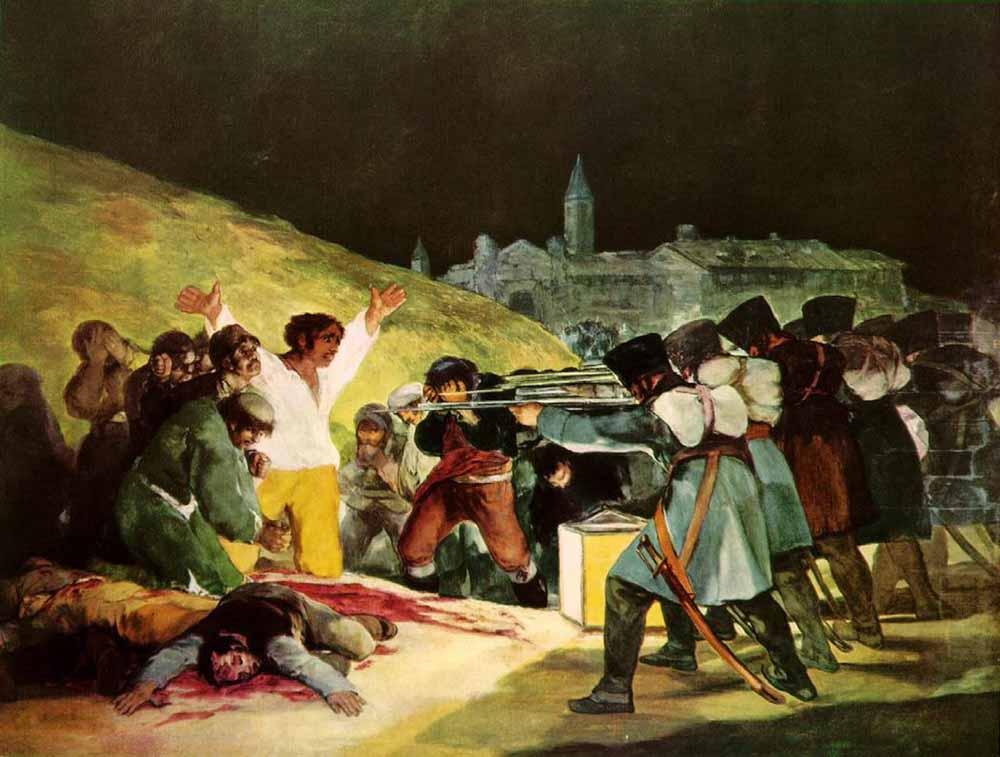 The-Third-of-May-francisco-goya-painting