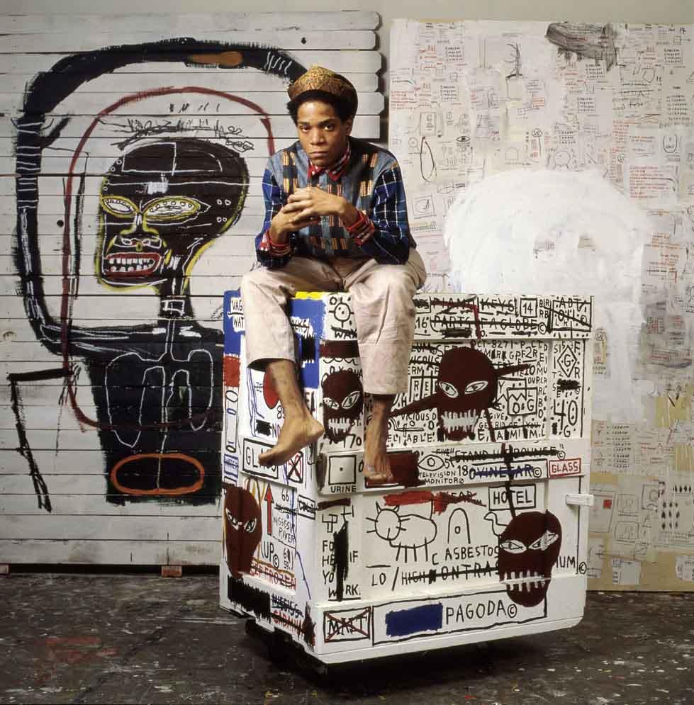 basquiat na documenta 7