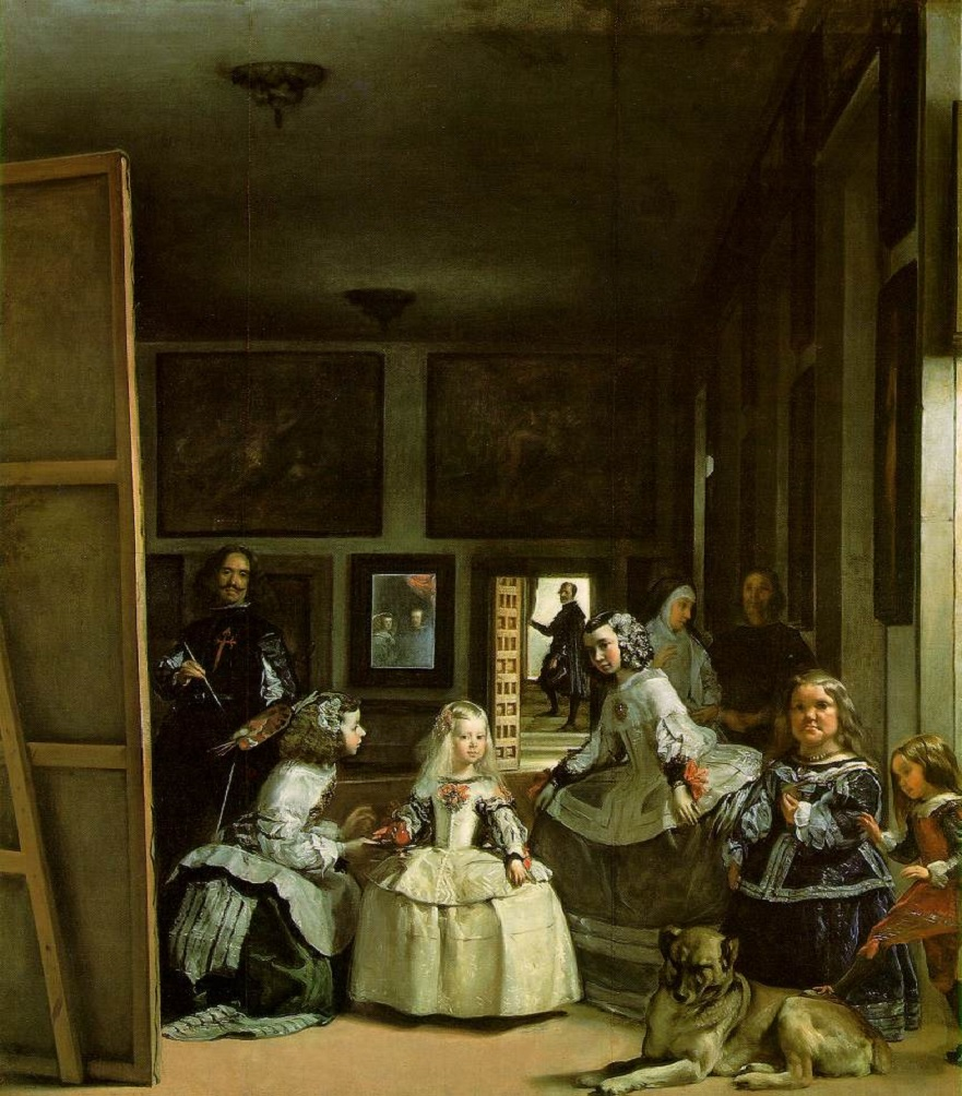 las-meninas-de-diego-velázquez-painting