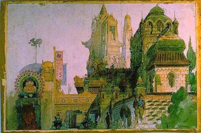 O velho Castelo