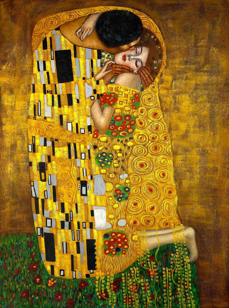 the-kiss-gustav-klimt