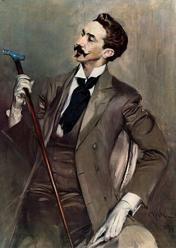 19th-century British dandy
