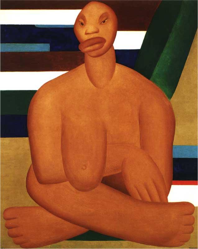 A Negra_1923