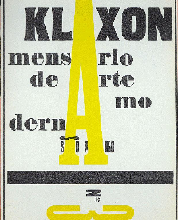 Revista Klaxon número 3