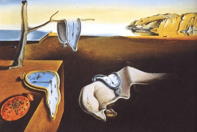 surrealismo; Salvador Dalí. A Persistência da Memória (1931) | The Museum of Modern Art
