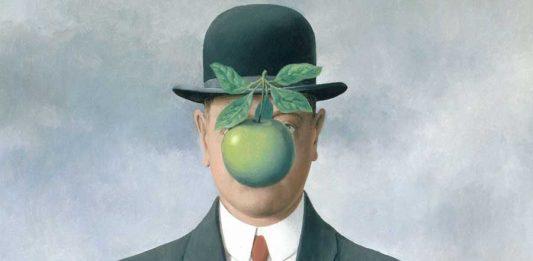 René Magritte. O Filho do Homem (1964) | Coleção privada.