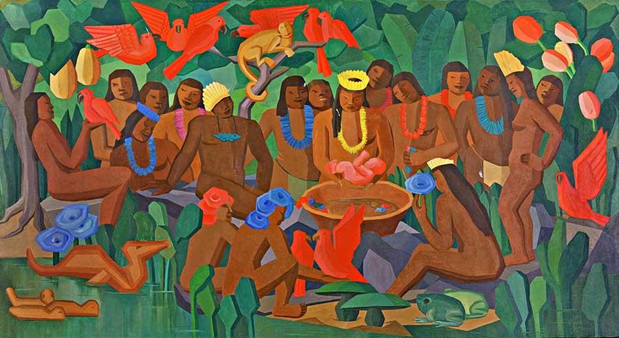 Batizado de Macunaíma