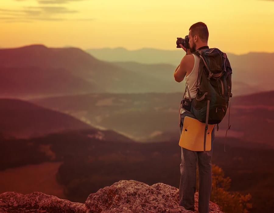 fotografia de paisagem