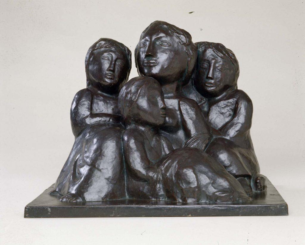lasar escultura