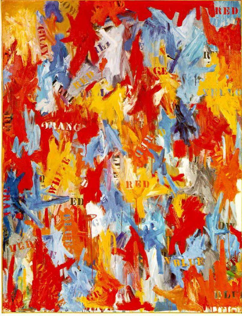 False Start - Jasper Johns