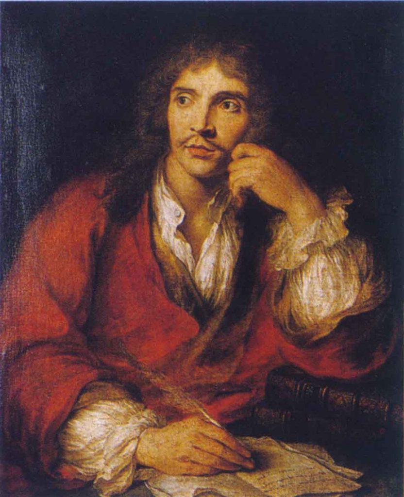 Molière, o dramaturgo