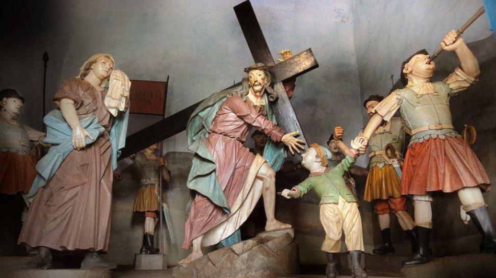 Obra de Aleijadinho; arte sacra arte religiosa