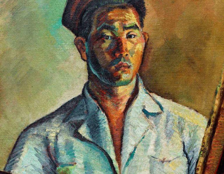 Manabu Mabe 1950