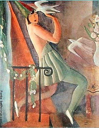 Obra de Di Cavalcanti
